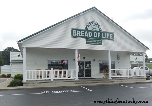 Bread of Life Cafe, Liberty, Kentucky