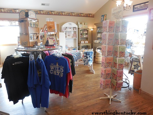 UK shirts at Bread of Life