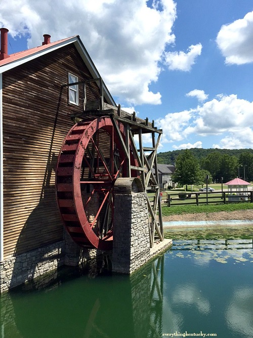 Renfro Valley Mill at Mt. Vernon, Kentucky - Copy