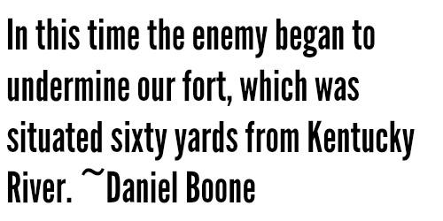 Daniel Boone 2