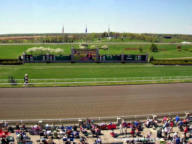 Keeneland Race Track, Lexington, Kentucky Opening Day